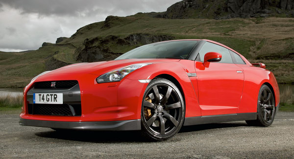 2011 Nissan GT-R – SpiderCars