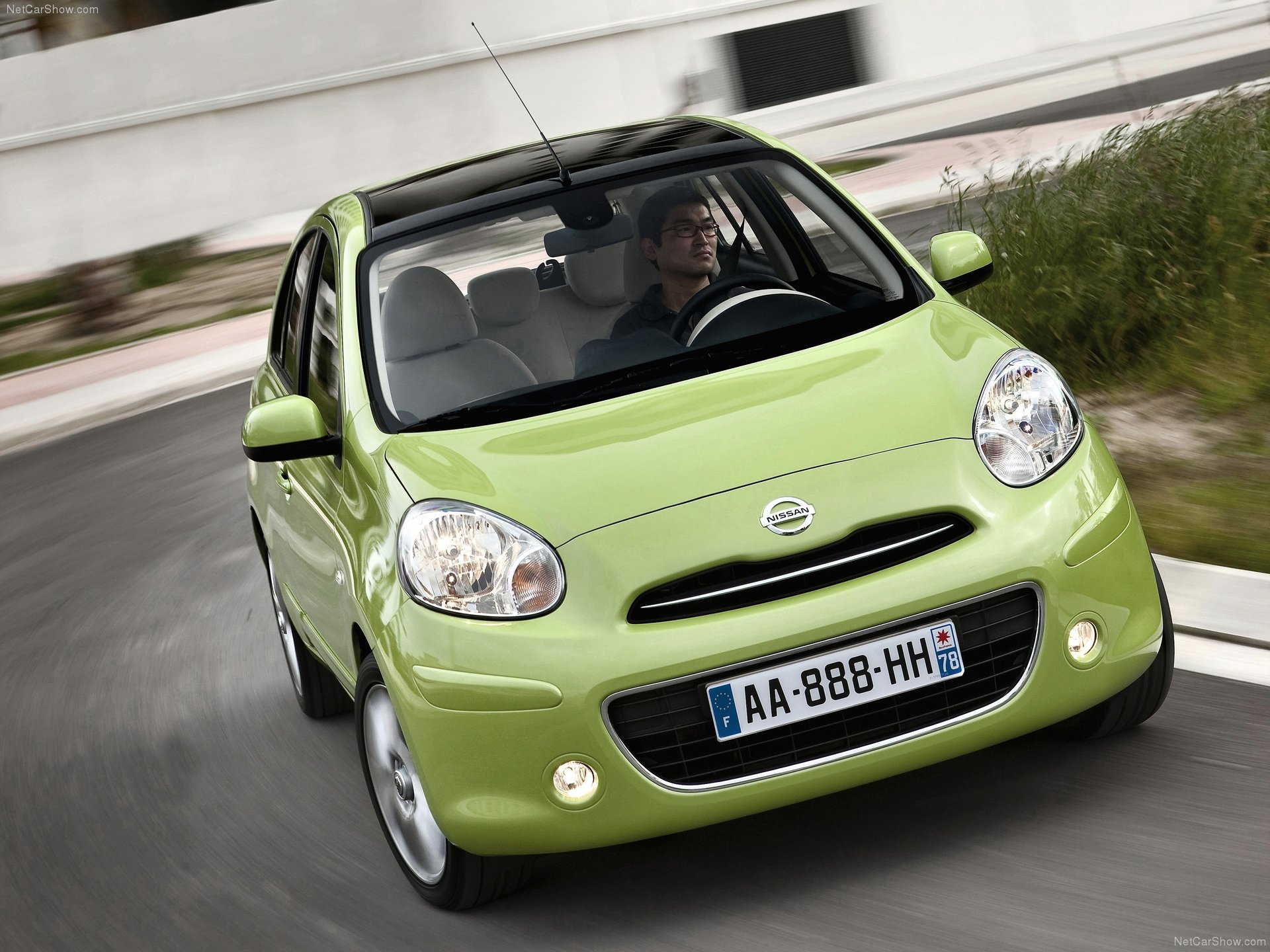 nissan micra 2011 with pictures nissan cars. Black Bedroom Furniture Sets. Home Design Ideas