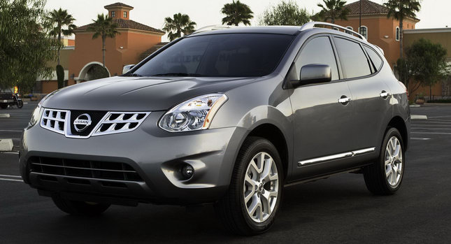2011 Nissan Rogue   Nissan Cars