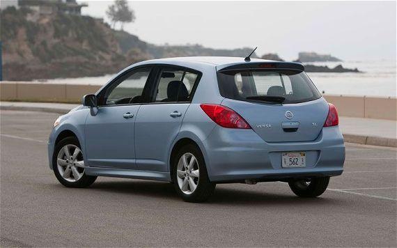 2011 Nissan Versa Nissan Cars